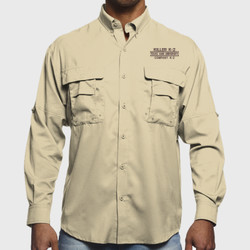 K-2 L/S Fishing Shirt