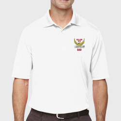 K2 Dad Performance Polo